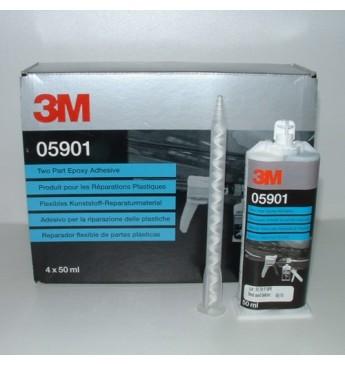 3M™ Клей для ремонта пластмасс 50мл