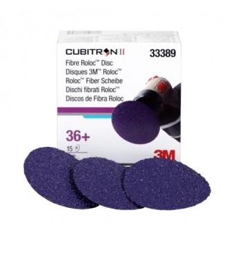 3M™ Cubitron™ Roloc Круги зачист. 36+, 75мм