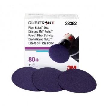 3M™ Cubitron™ Roloc Круги зачист. 80+, 75мм
