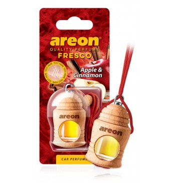 Освежитель AREON FRESCO - Apple&Cinnamon