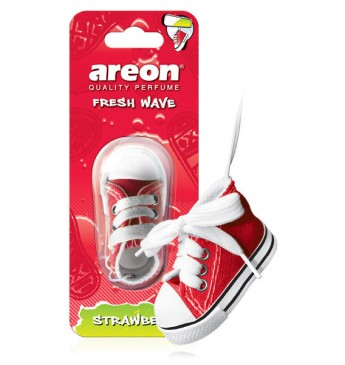 Освежитель AREON FRESH WAVE - Strawberry