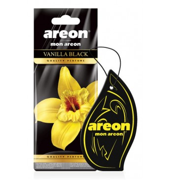 Освежитель AREON MON - Vanilla Black