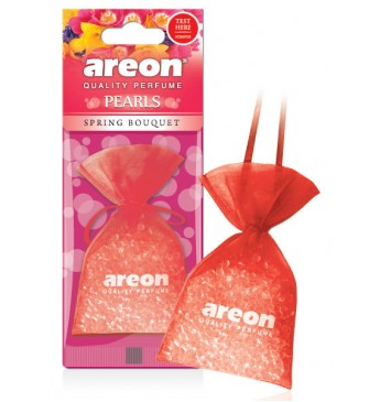 Освежитель AREON PEARLS - Spring Bouquet