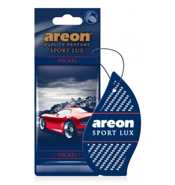 Освежитель AREON SPORT LUX - Nickel