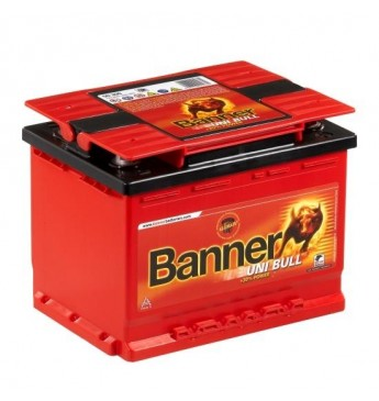 BANNER 58Ah