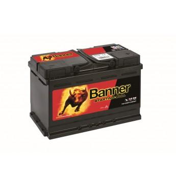 АКБ BANNER 72 / 650 EN Starting Bull