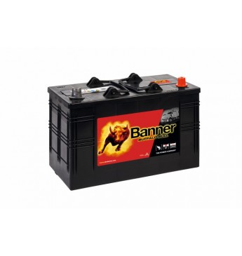 Аккумулятор Banner 110Ah 720A Buffalo Bull 12V 344x172x214x230