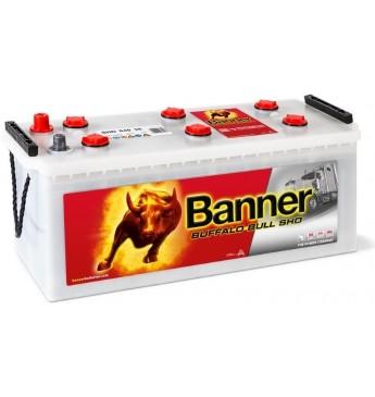 Аккумулятор Banner 140Ah 800A Buffalo Bull 12V 514x189x195/220mm