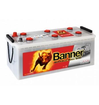 Аккумулятор Banner 180Ah 1000A Buffalo Bull 12V 514x223x195/220mm