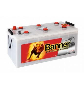 Аккумулятор Banner 225Ah 1150A Buffalo Bull 12V 517x273x212/240mm