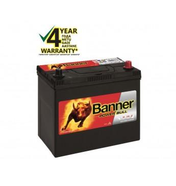 Аккумулятор Banner 45Ah 360A -+ 12V Power 238x129x203/225mm