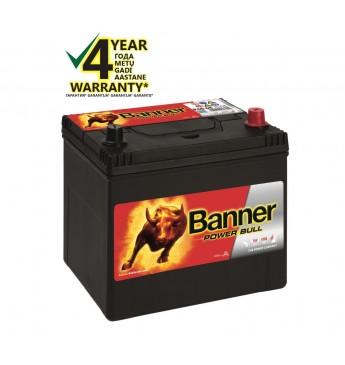 Аккумулятор Banner 60Ah 480A -+ 12V Power 233x173x203x225mm