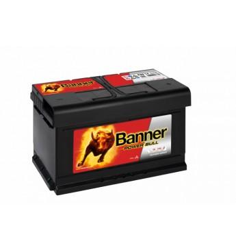 Аккумулятор Banner 80Ah 700A 12V Power 315x175x175x175mm