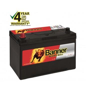 Аккумулятор Banner 95Ah 740A +- 12V Power 303x173x203x225mm