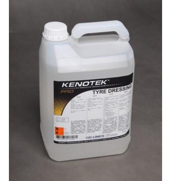 Очиститель резины KENOTEK TYRE DRESSING 5л