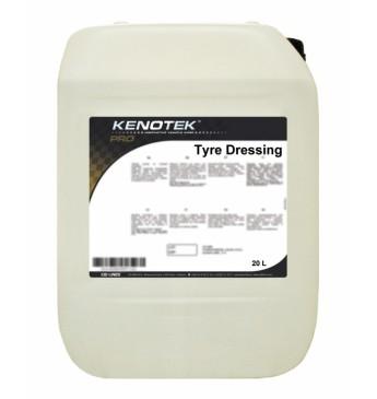 Очиститель резины KENOTEK TYRE DRESSING 20л