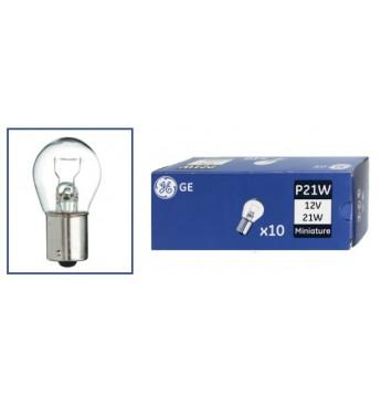 Light bulb 12V, 21W, BA15s, 1 piece