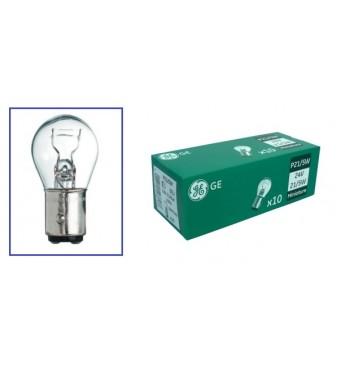 Лампа GE 24V 21/5W двухконтактная