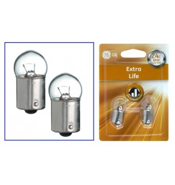 Light bulb R5W 12V 5W BA15S