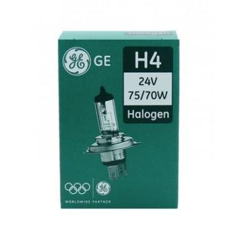 Лампа GE H4 24V 75/70W