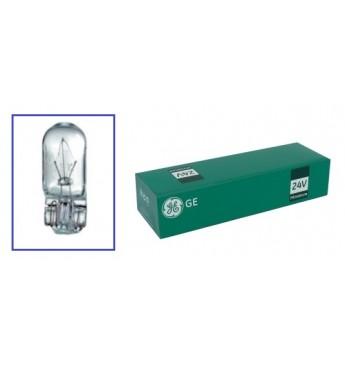 Лампа 24V 3W W2.1 безцокольная
