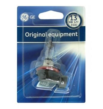 Лампа а/м GE 12V H8 блистер