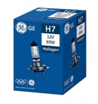 Лампа GE H7 12V 55W