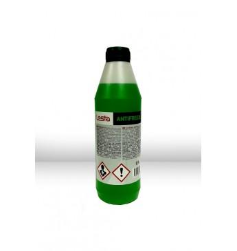 Антифриз зеленый -35°C 1кг., 1x11