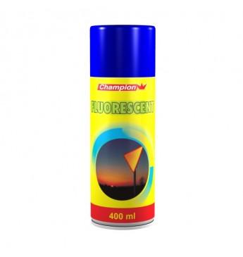 Эмаль флуоресцентная синяя 400мл