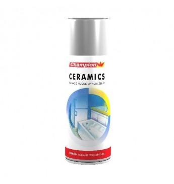 Эмаль универсальная белый для керамики 400мл