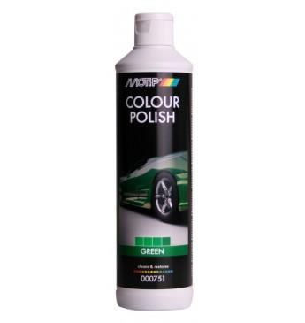 Полироль кузова зеленый MOTIP® 0,5л