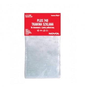 Стеклоткань PLUS740 150g/0.5kv