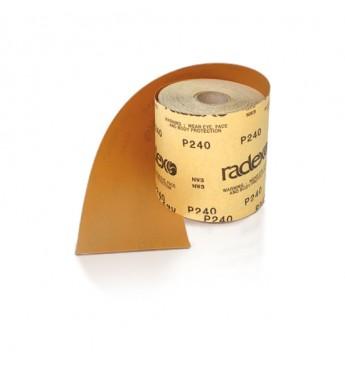 Бумага наждачная рулон P120 115ммx50м