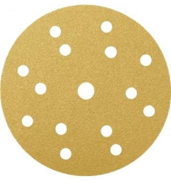GOLD Abrasive discs P800