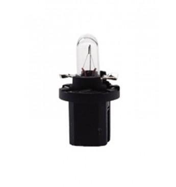 Лампа 24v 1.2w пластик.цоколь