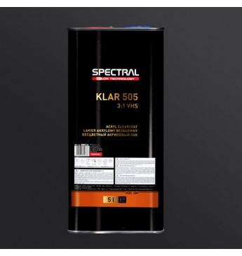 Лак SPECTRAL KLAR 505 VHS 3:1 5л