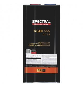 Лак SPECTRAL KLAR 555 HS SR 2:1 5л