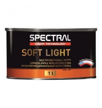 Шпатлевка SPECTRAL SOFT LIGHT 1л