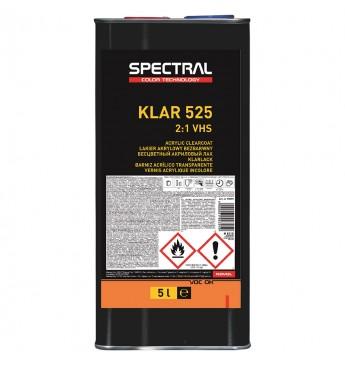 Лак SPECTRAL KLAR 525 VHS 2:1 5л