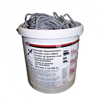 Шнуровая резина для экструдера 12кг