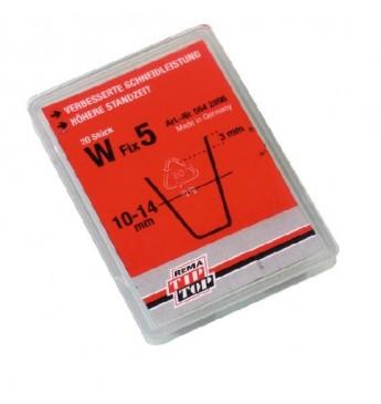 Лезвие W FIX5 (10-14мм) 20шт