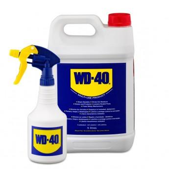 Очистительно-смазочная смесь WD-40 5л