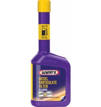 Очиститель сажевого фил. дизеля DPF WYNN'S® 325мл
